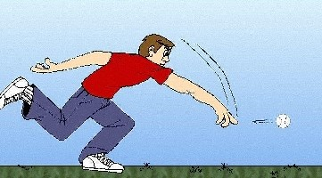 Pain While Throwing