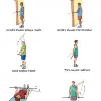 CUFF INJURY EXERCISES ROTATOR