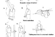 rotator cuff exercises
