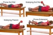 shoulder impingement exercises